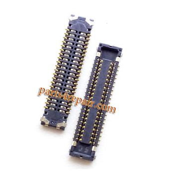40pin LCD FPC Connector on Main Board for Xiaomi Mi 5 -5pcs
