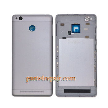 Back Housing for Xiaomi Redmi 3S