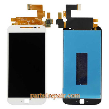 Complete Screen Assembly for Motorola Moto G4 Plus from www.parts4repair.com