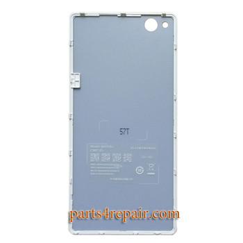 Back Cover for ZTE Nubia Z9 mini NX511J