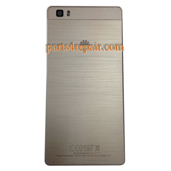 Back Cover for Huawei P8 Lite -Gold