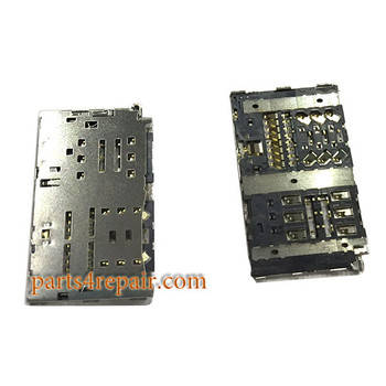 SIM Card Reader for LG G5 from www.parts4repair.com