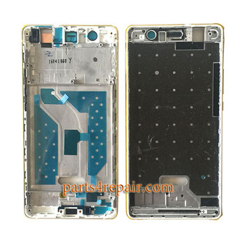 Front Housing with Side Keys for Huawei P9 Lite