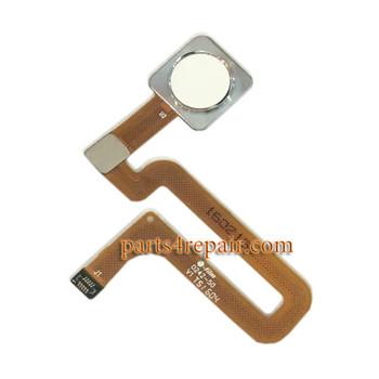 Fingerprint Sensor Flex Cable for Xiaomi Mi 4s -White