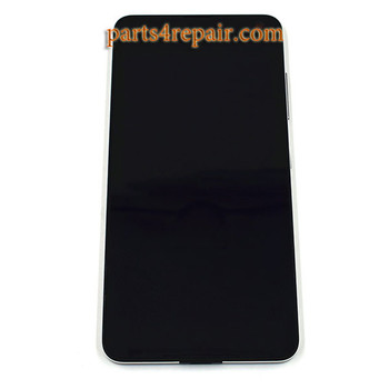 Complete Screen Assembly with Bezel for Microsoft Lumia 650
