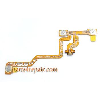Asus Transformer Pad TF103 K010 Volume Flex Cable