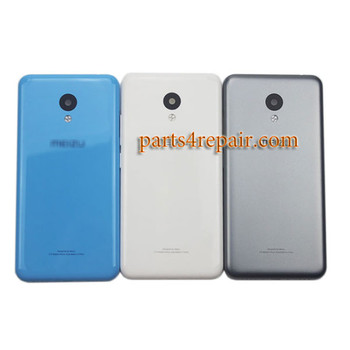 Back Housing with Side Keys for Meizu M3