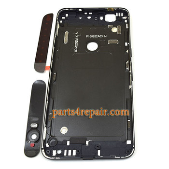 Huawei Nexus 6P Back Cover