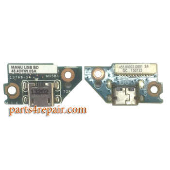 Dock Charging Port Board for Acer Iconia Tab A1-810