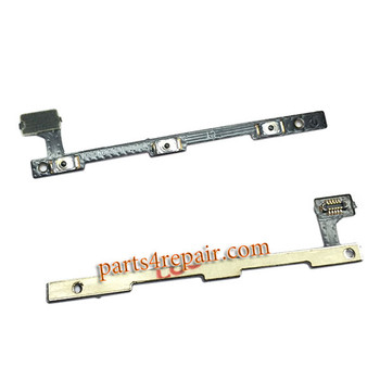 Side Key Flex Cable for Xiaomi Mi 4i