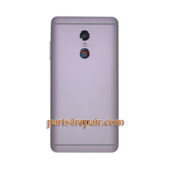 Back Housing with Side Keys for Xiaomi Redmi Note 4 MTK/ 4X 4GB MTK -Gray