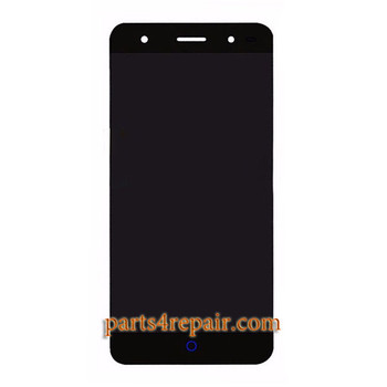 Complete Screen Assembly for ZTE Blade V7 Lite from www.parts4repair.com