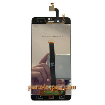 LCD Screen and Touch Screen Assembly for ZTE Nubia Z11 mini NX529J