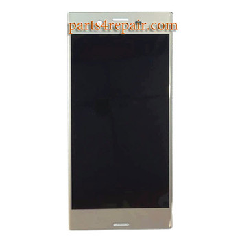 Complete Screen Assembly for Sony Xperia XZ F8332 from www.parts4repair.com