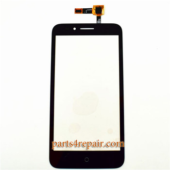 Touch Screen Digitizer for Alcatel Go Play 7048 -Black