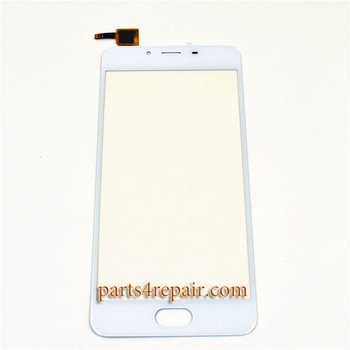 Touch Screen Digitizer for Meizu U10 -White