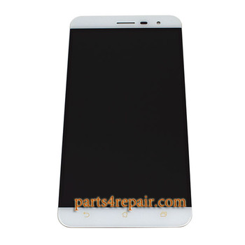 Complete Screen Assembly for Asus Zenfone 3 ZE552KL -White