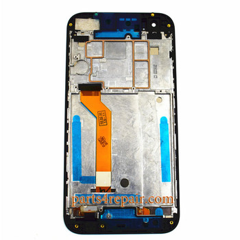 LCD Screen and Digitizer Assembly with Front Housing HTC Desire 830