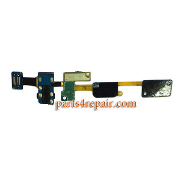 Samsung Galaxy On7 (2016) Earphone Connector Flex Cable