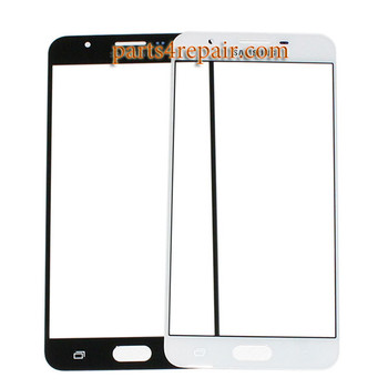 Front Glass OEM for Samsung Galaxy On7 (2016) -White