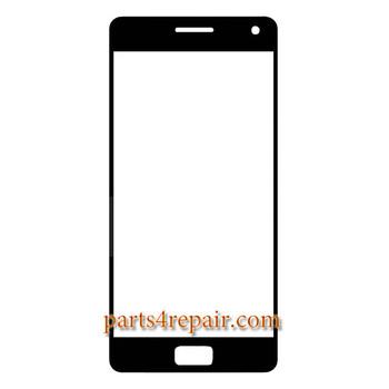 Front Glass OEM for Lenovo Zuk Z2 Pro -Black