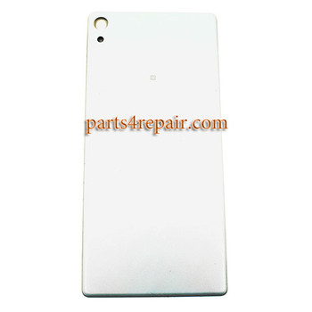 Back Cover for Sony Xpeira XA Ultra (C6 Ultra) -White