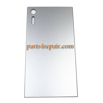 Back Cover OEM for Sony Xperia XZ -Platinum