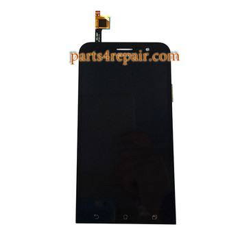 Complete Screen Assembly for Asus Zenfone Go ZB500KL from www.parts4repair.com
