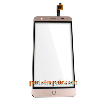 Touch Screen Digitizer for Elephone P7000 -Gold
