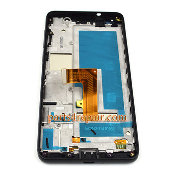 We can offer Complete Screen Assembly with Bezel for Huawei Honor 6