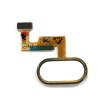Fingerprint Sensor Flex Cable for Meizu Pro 6 Plus -White