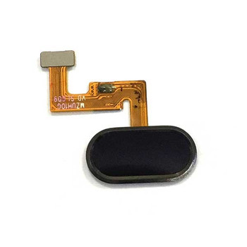 Fingerprint Sensor Flex Cable for Meizu Pro 6 Plus -Black