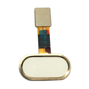 Fingerprint Sensor Flex Cable for Meizu M5 M5s -White