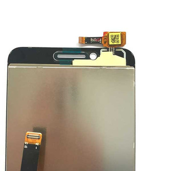Complete Screen Assembly for Lenovo Vibe C A2020 - Black