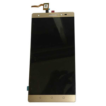 Complete Screen Assembly for Lenovo Phab2 Plus -Gold