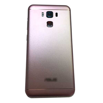 Back Housing Cover with Side Keys for Asus Zenfone 3 Max ZC553KL -Rose Pink
