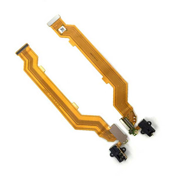 Earphone Jack Flex Cable for Oppo R11 from www.parts4repair.com