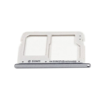 SIM Tray for Samsung Galaxy C7 C7000 -Gray