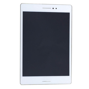 Complete Screen Assembly with Bezel for Asus Zenpad S 8.0 Z580C -White