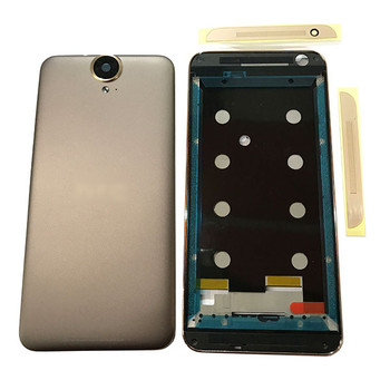 Full Housing Cover for HTC One E9+ from www.parts4repair.com
