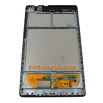 Asus Google Nexus 7 2Gen LCD Screen and Digitizer Assembly