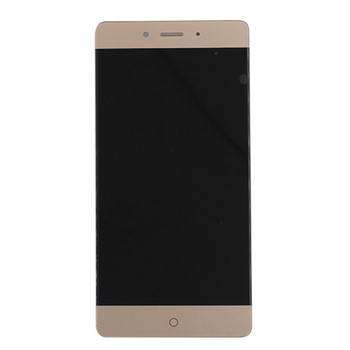 Complete Screen Assembly for ZTE Nubia Z11 NX531J -Gold