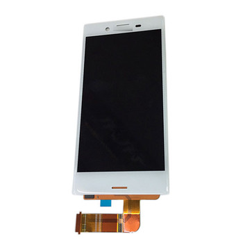 Complete Screen Assembly for Sony Xperia X Compact F5321 -White