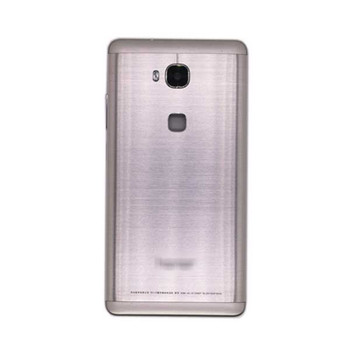 Back Cover with Side Keys for Huawei Honor 5X -Silver