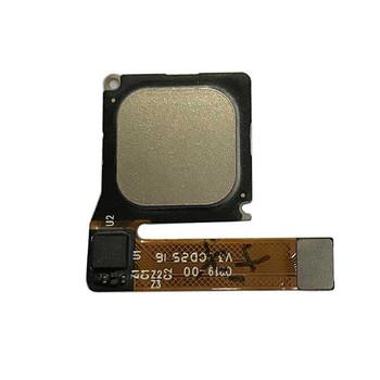 Fingerprint Sensor Flex Cable for Huawei Honor Note 8 -Gold