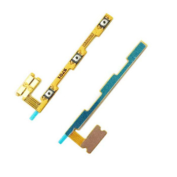 Side Key Flex Cable for Huawei Y7 Prime (Huawei Enjoy 7 Plus) from www.parts4repair.com