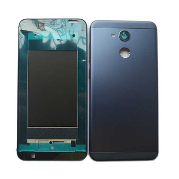 Full Housing Cover with Tools for Huawei Honor 6C Pro (Huawei Honor V9 Play) -Blue