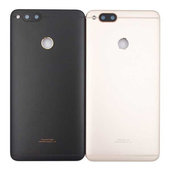 Back Housing Cover with Side Keys for ZTE Nubia Z17 mini NX569J -Black