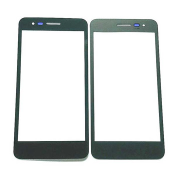 Front Glass for LG K4 2017 M160 -Black
