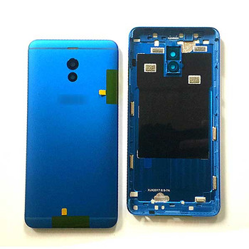 Back Cover with Side Keys for Meizu M6 Note -Blue